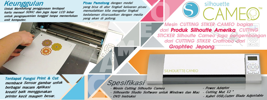 jual cutting sticker murah