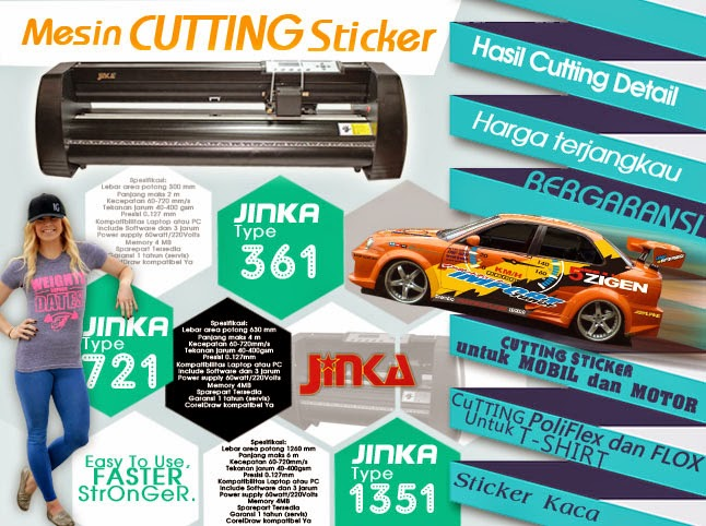 Cara Memilih Jenis Cutting Sticker Untuk Produksi