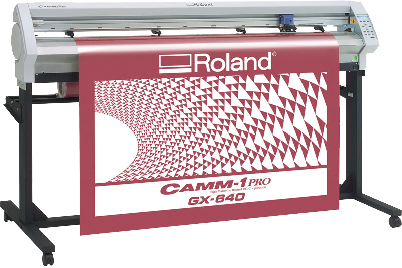Mesin Cutting Sticker Roland