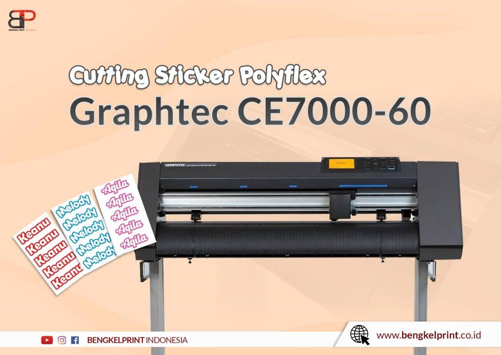 jual cutting graphtec CE7000 60