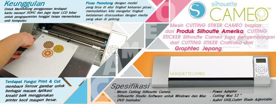 jual cutting sticker murah