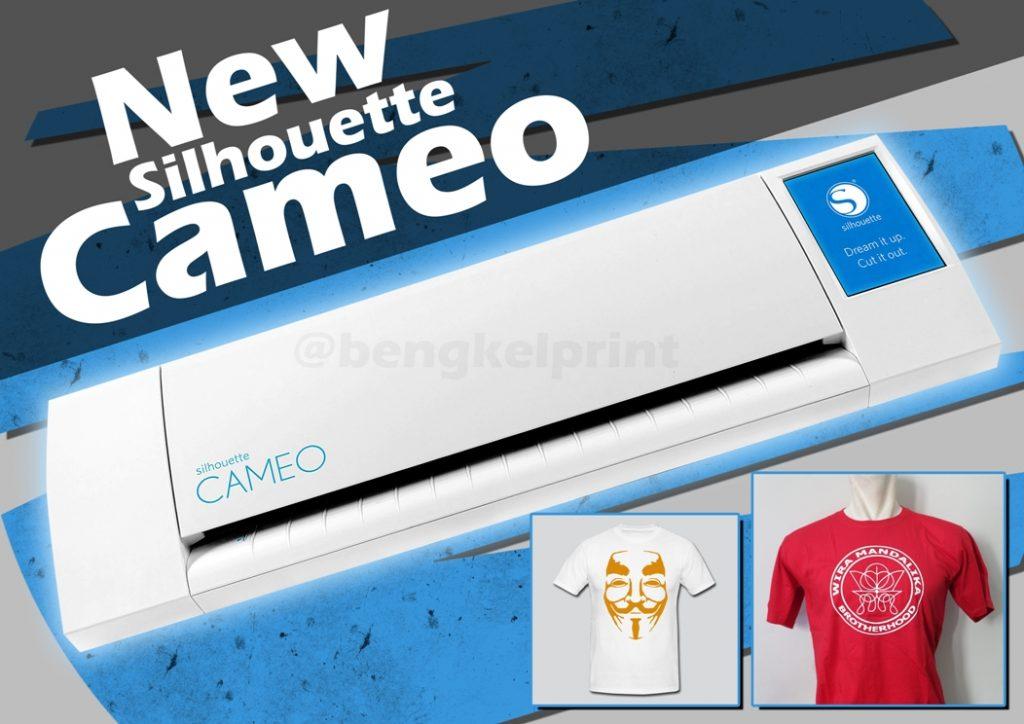 Kelebihan dan Kekurangan Mesin Cutting Sticker CAMEO