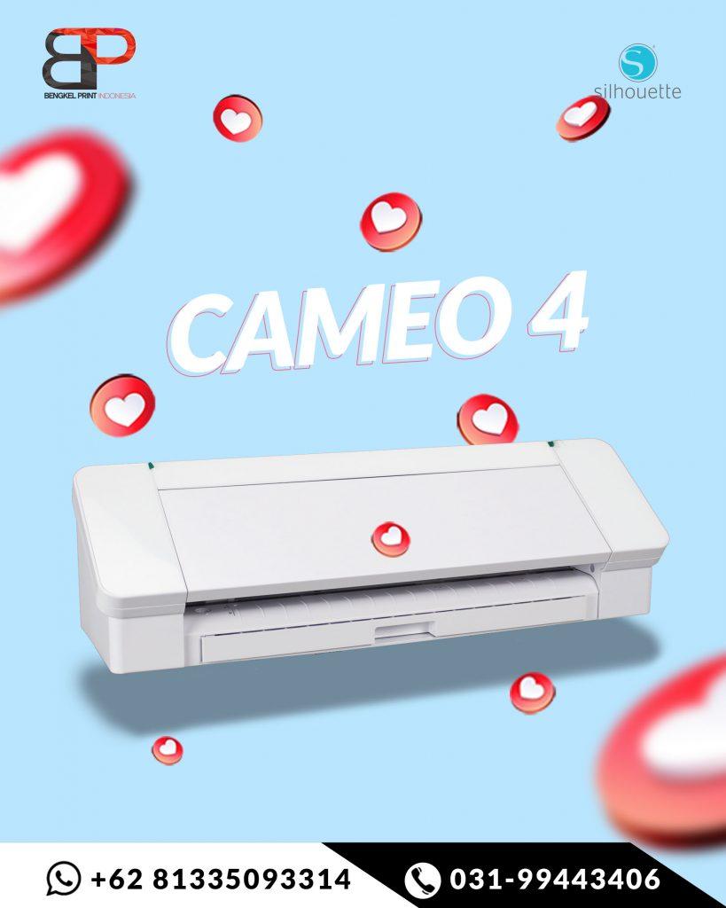 mesin cutting cameo 4 malang