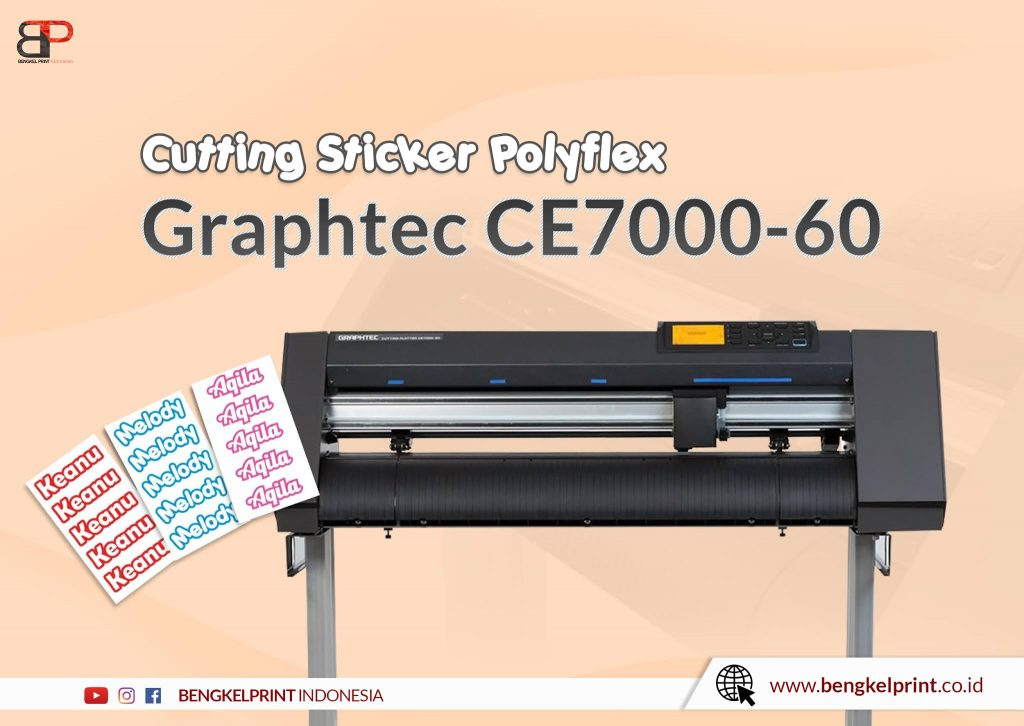 jual cutting graphtec CE7000 60
