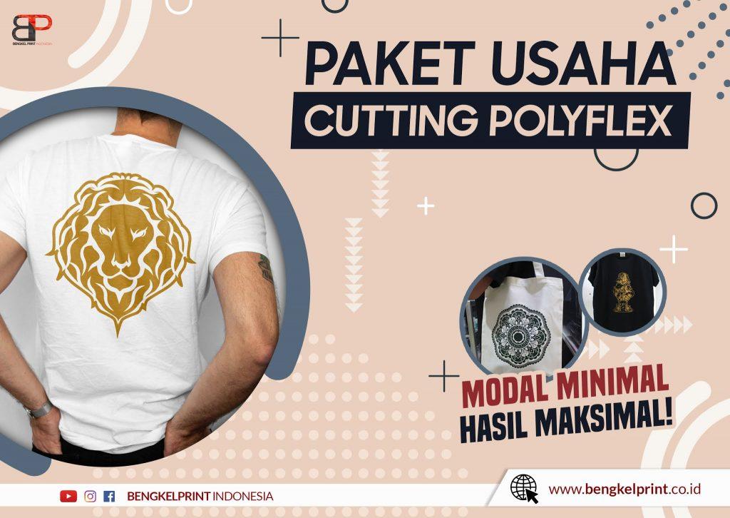 Jual Paket Usaha Cutting Sticker