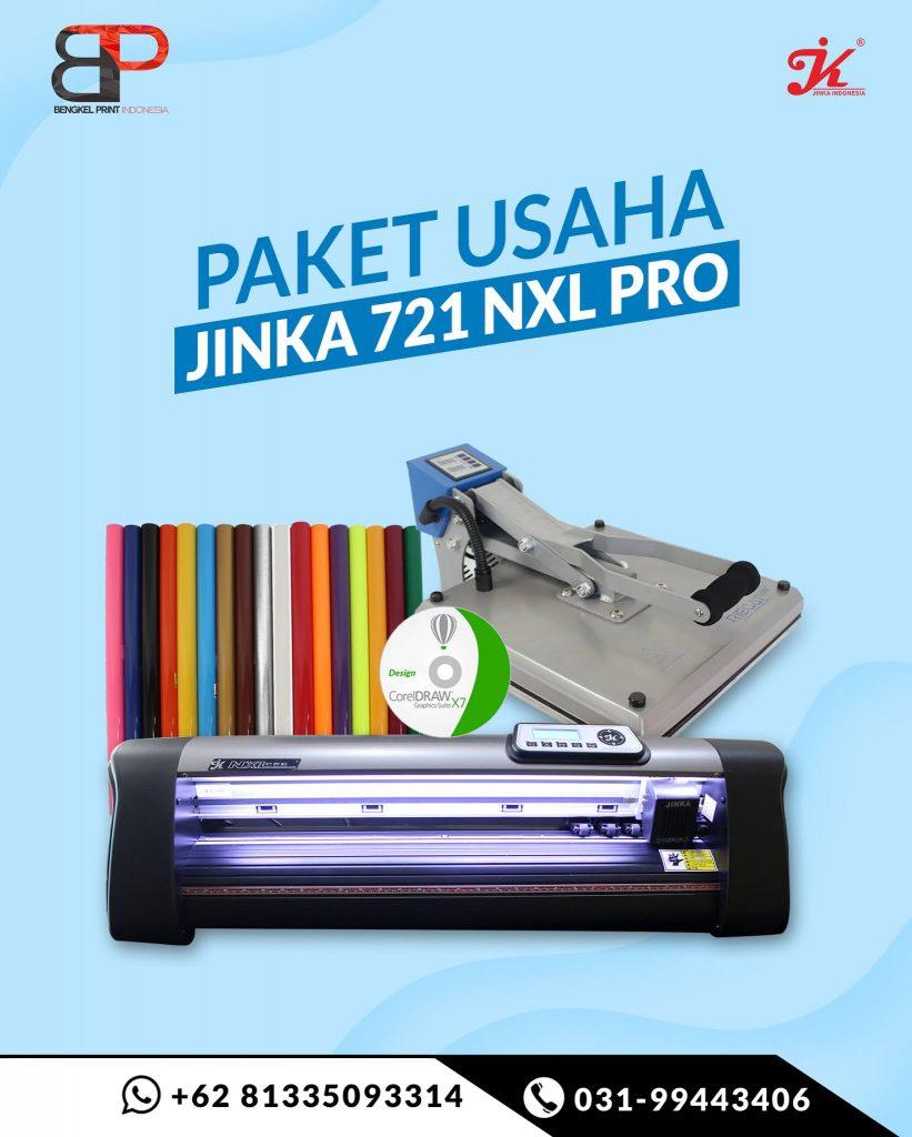 paket usaha cutting sticker polyflex