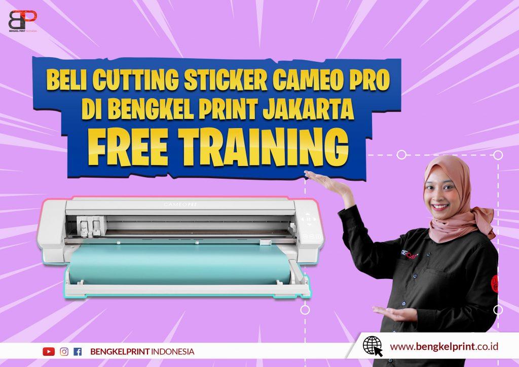 Mesin Cutting Polyflex Cameo PRO