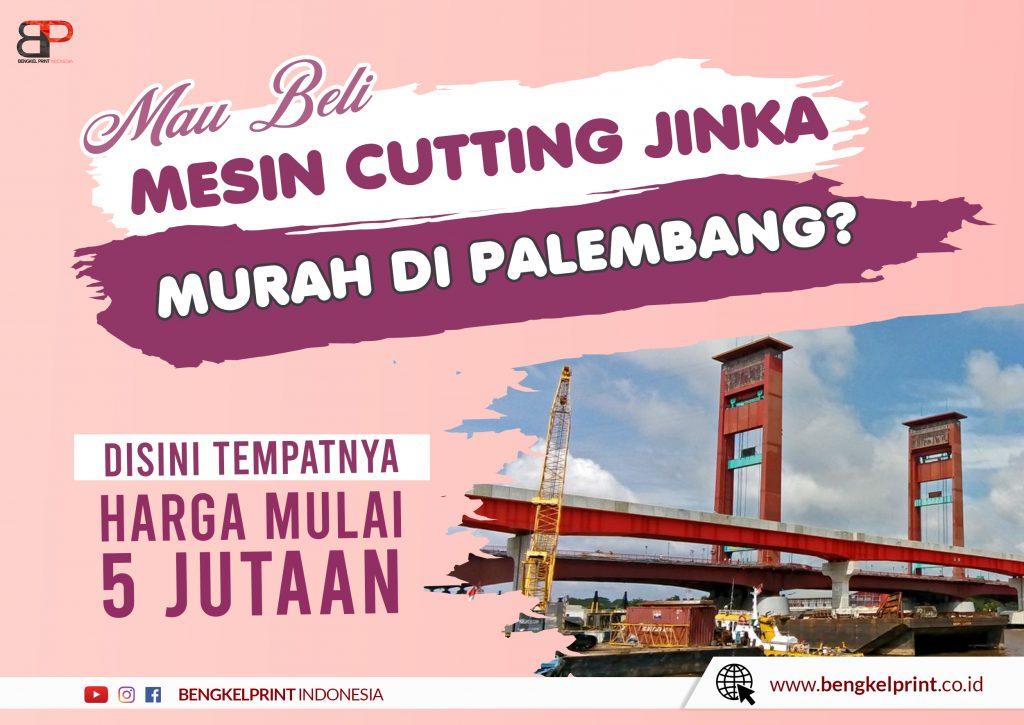 Jual Mesin JINKA Murah Palembang