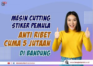 Mesin Cutting Sticker Murah Jakarta